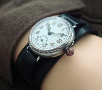 Men's 1919 Misc. Swiss Military Trench Watch