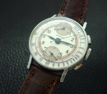 Men's 1945 Olympic Watch Co. Chronograph