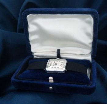 Ladies' 1920 Gallet Wristlet in Sterling Silver