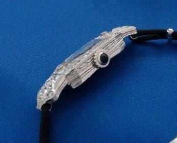 Ladies' 1920 Ralco Watch in Platinum and Diamonds