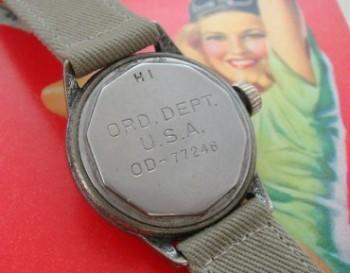 Men's 1944 Hamilton Military Ordnance Watch