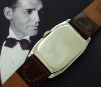 Men's 1925 Gruen Dress Watch with Presentation Box