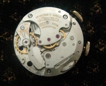 Men's 1954 LeCoultre Memovox Alarm