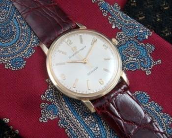 Men's 1965 Girard Perregaux Sea Hawk Watch
