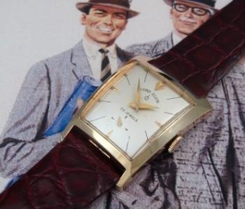 Men's 1955 Lord Elgin Asymmetrical Dress Watch