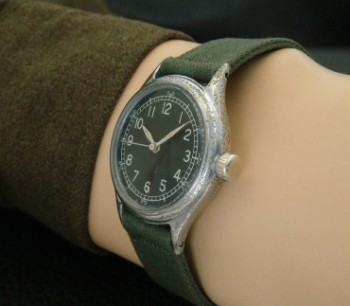 Men's 1945 Bulova A-11 Military Ordnance Watch