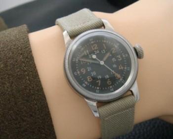 Men's 1950 Waltham A-17 Aviator's Watch