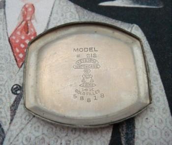 Men's 1932 Illinois Dress Watch w/Box
