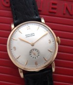Men's 1957 Gruen Precision Watch in Solid 14k Gold