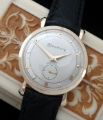 Men's 1962 Hamilton Award Watch in Solid Gold
