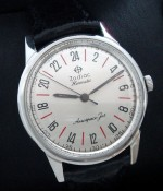 Men's 1960 Zodiac Aerospace Jet Stainless Steel Watch