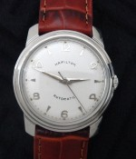 Men's 1959 Hamilton Stainless Steel Automatic Watch