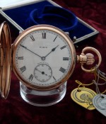 Men's 1928 Elgin National Watch Co. Hunter Case Pocket Watch
