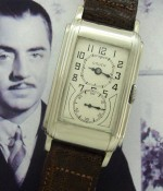 Men's 1930 Gruen Doctor's Watch in 14k Gold