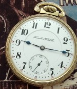 Men's 1905 Hamilton 960 Railroad Pocket Watch