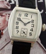 Men's 1929 Illinois Oversized Dress Wristwatch