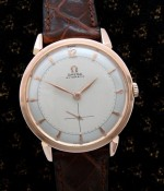 Men's 1953 Omega 18k Gold Oversized Automatic Watch