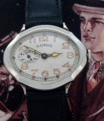 Men's 1929 Illinois Piccadilly Wristwatch