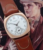 Men's 1930 Waltham Dress Watch in Solid Gold