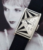 Ladies' 1930 Elgin Rare Triangle Dial Watch