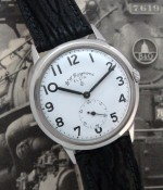 Men's 1961 Elgin B.W. Raymond Railroad Wristwatch