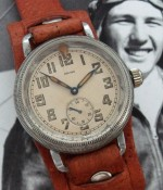 Men's 1930 Brooks/Helbros Aviator's Wristwatch