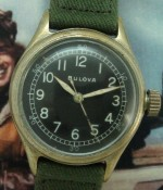 Men's 1944 Bulova Ordnance Wrist Watch