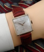 Men's 1960 Hamilton Dress Wrist Watch