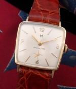 Men's 1963 Hamilton Asymmetrical Dress Watch w/Box